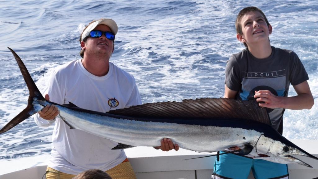 Maverick sportfishing kona gallery for Kona deep sea fishing